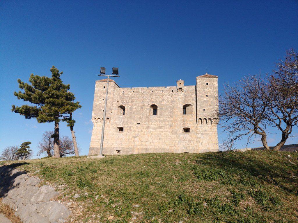 Nehaj, Senj, Castle, Fortress, Adriatic Sea, Adriatic highway, gas only, self-gas