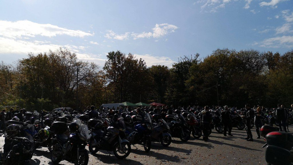 The blessing of the engine and the closing of the motorcycle season Bedekovčina 2018