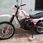 Moto Morini Kanguro X1