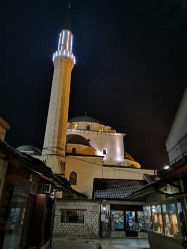 Gazi Huser-begova Džamija